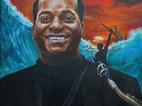 EDDIE HARRIS PORTRAIT