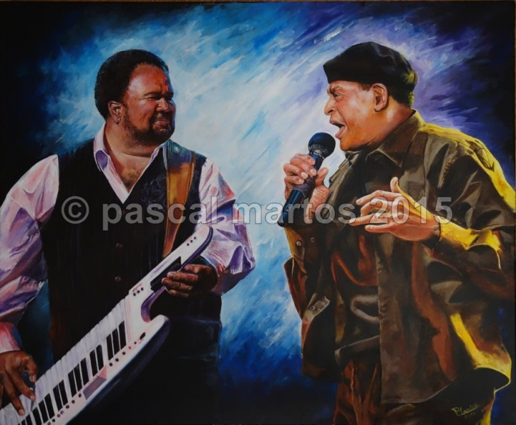 GEORGE DUKE/AL JARREAU