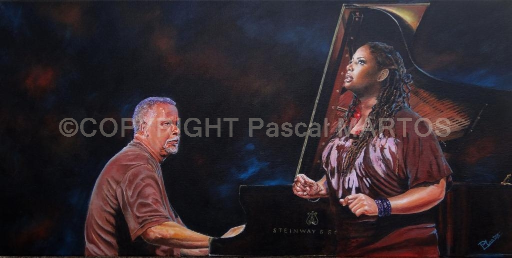 JOE SAMPLE/LALAH HATHAWAY