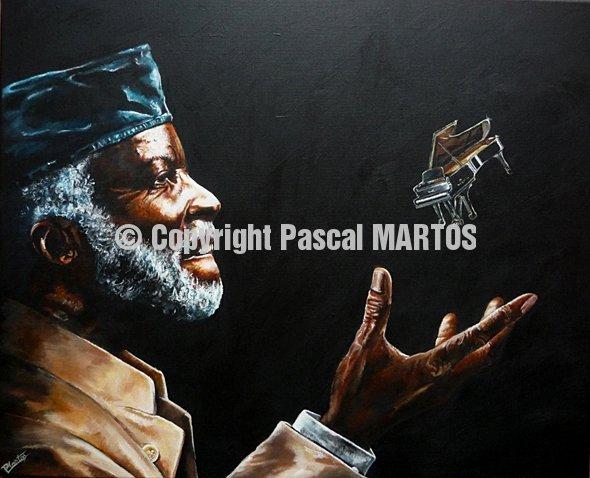 Ahmad Jamal print