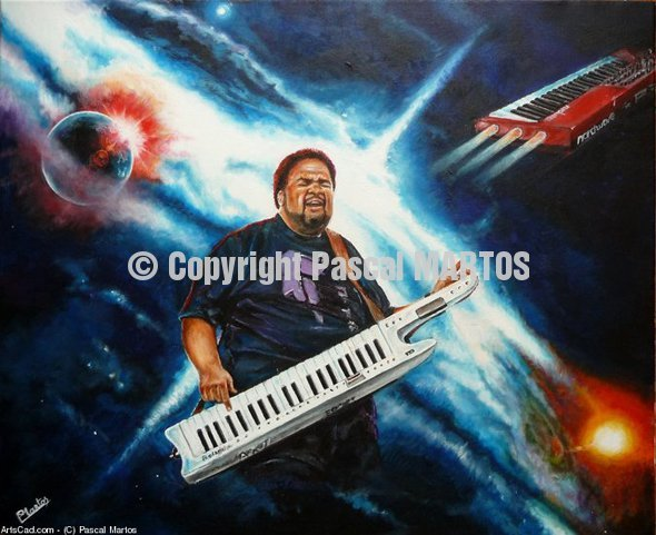 George Duke offered to George Duke