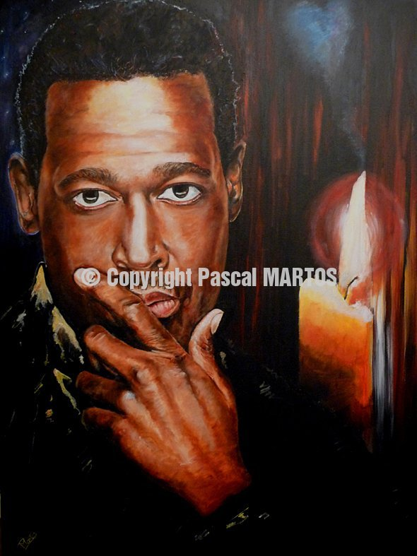 Luther Vandross print