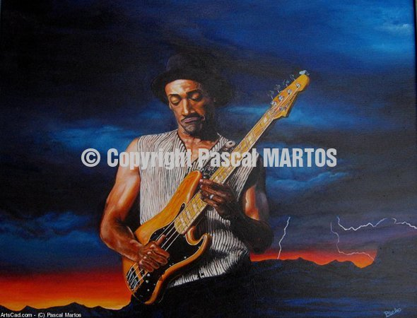 Marcus Miller (Offered to Marcus Miller)