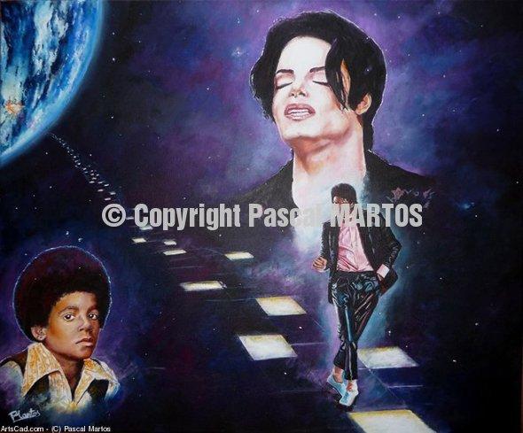 Michael Jackson print [sold]