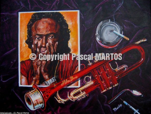 Miles Davis offered_to Marcus Miller