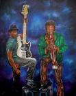 Marcus Miller & Miles Davis