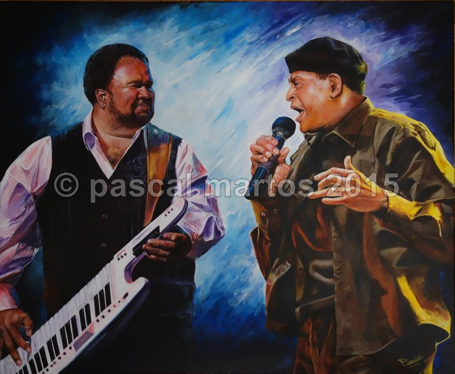 GEORGE DUKE & AL JARREAU - Copie